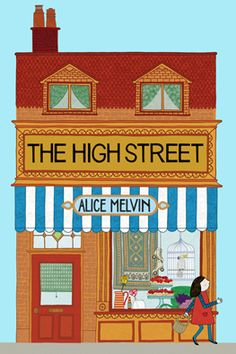 The High Street by Alice Melvin. Beautiful illustrations. Both my 4 and 7 year old love it.