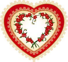 victorian valentines | Victorian Valentine III