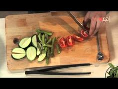 Еда лайт - YouTube Asparagus, Vegetables, Kitchen, Youtube, Food, Studs, Cooking, Kitchens, Essen