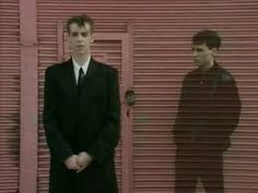 Pet Shop Boys West End Girls Official music video-West end song 1984-85.  I love the Eugene Atget type shop windows with the mannequins in this video.