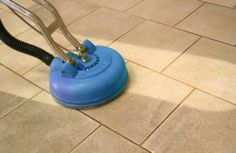 hard floor steam cleaning