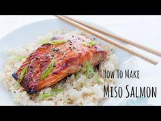 Miso Salmon 味噌サーモン • Just One Cookbook