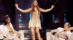 2005 Greece Helena Paparizou - My number one Hetalia, Helena Paparizou, Ukraine, Eurovision France, Terry Wogan, Duncan, Greek Music, Happy Dance, Junior