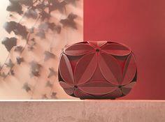 odo fioravanti 3D prints clutches that explore icosahedral structures