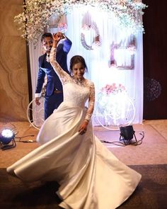 Where To Buy Christian Wedding Gowns In India - ShaadiWish White Wedding Gowns, Designer Wedding Gowns, Wedding Dress Trends, White Gowns, Wedding Dresses, Elegant Wedding, Dream Wedding, White Bridal, Wedding Outfits