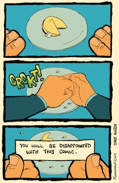Fortune Cookie Truths