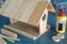nidi in legno per uccellini - Cerca con Google