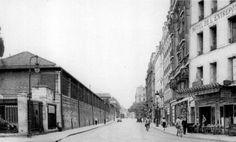 Rue Jussieu avant ......
