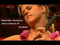 ▶ © Edward Elgar's Cello Concerto (FULL) in E minor op 85 - Sol Gabetta