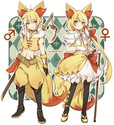 human version gijinka pokemon, braixen