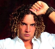 Men's Long Hair: Wavy, Coiled and Kinky mens long curly hairstylesCurly Hairstyles For Men | Hairstyles and Nails Art Ideas