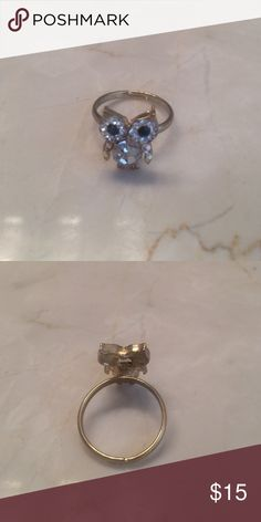 Dailylook Gold Owl Ring Adjustable Size I will accept any offer with the button :) Has Adjustable back. If you have questions ask away! I ship the same day unless the post office is closed. Then I will ship the next day the post office is open. I DO NOT TRADE. dailylook Jewelry Rings