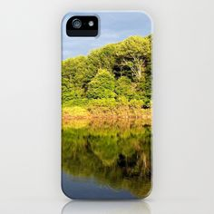 Nature at its Best - Mirror Landscape iPhone & iPod Case by BACK to BASICS - $35.00