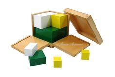 Cube de la puissance de 2 - mathématiques - s'Amuser Autrement