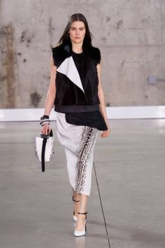 Reed Krakoff Fall 2014 Ready-to-Wear Runway - Reed Krakoff Ready-to-Wear Collection