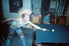Punk pool