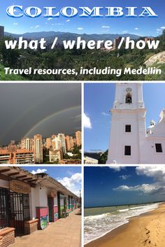 We spent 3 months in Colombia. We lived in Medellin and even managed to visit some places around the country despite busy work schedule. Here are some Colombia online travel resources that helped us to enjoy the country.