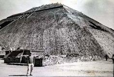 Pirámide del Sol Teotihuacan.  #teotihuacan