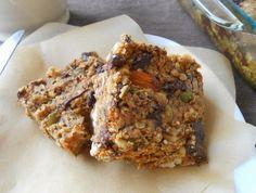 Vegan Heartland: Chocolate Peanut Butter Breakfast Bars