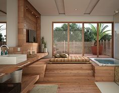 """Check out new work on my @Behance portfolio: """"Banheiro Spa"""" http://on.be.net/1MJRfUd"""
