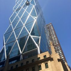 Photos at Hearst Tower - Hell's Kitchen - 48 tips