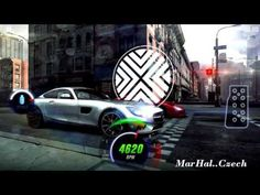 MERCEDES-BENZ AMG GT - CSR RACING 2 - ANDROID, IOS GAMEPLAY HD VIDEO
