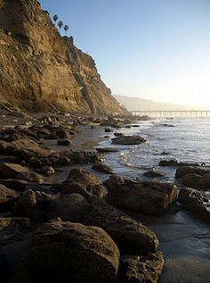 San Diego, California (Been here! You must visit La Joya Beach during the spring because seals and baby seals are allll over the beach!)