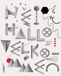 Illustrations for the design agency Mission in Norway on Behance