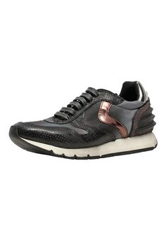 Voile Blanche JULIA POWER - sneakers donna - nero a6d95e1f355