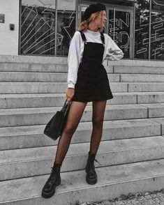 🥳bustier outfit,addidas outfit,beauty emails,plad o. - Grunge outfits men - Source by outfits invierno Plad Outfits, Cute Casual Outfits, Mode Outfits, Edgy Fall Outfits, Layered Outfits, Outfits With Boots, Hipster Outfits For Women, Grunge Winter Outfits, Cute Grunge Outfits