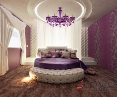 Glamour Studio Videochat Bucuresti - Royal Room Royal Room, Outdoor Furniture, Outdoor Decor, Studio, Bed, Houses, Glamour, Design, Home Decor