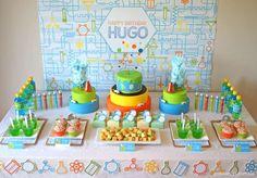 Professor Hugo's Scientific 8th Birthday   CatchMyParty.com