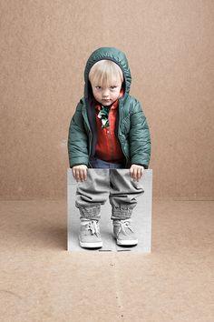 Achim Lippoth - Kid's Wear Magazine vol. 35 by EW agency , via Behance