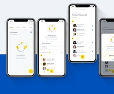 World of Working – An app for activity-based workplaces on Behance Mobile App Ui, App Ui Design, Mobile Design, Human Resources, Workplace, How To Remove, Behance, Activities, World