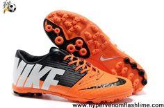 New Total Orange White-Sequoia Nike FC247 Bomba Finale II Soccer Shoes Shop