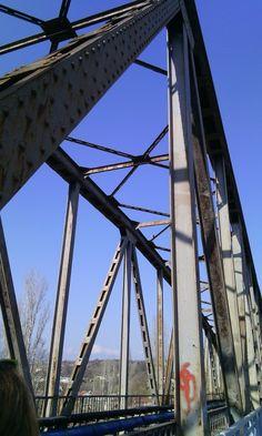 Steel bridge - Veles, Macedonia Albania, Bulgaria, Macedonia Skopje, Steel Bridge, Fair Grounds, Architecture, Travel, Littoral Zone, Alexander The Great