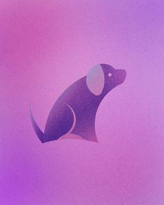 Ilustrando animais utilizando apenas 13 círculos perfeitos - Criar ilustrações à partir de formas básicas é um ótimo exercício para estimular a criatividade, poisaguça a percepção e possibilita enxer...
