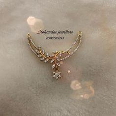 Jewelry Design Earrings, Gold Earrings Designs, Gold Jewellery Design, Necklace Designs, Diamond Mangalsutra, Gold Mangalsutra Designs, American Diamond Jewellery, Gold Jewelry Simple, Diamond Pendant