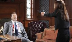 'Days of our Lives' Spoilers: Is Hope the murderer of Stefano?; Who Blackmailed her?   While fans are as of now persuaded that Hope is the killer of Stefano a few gossipy tidbits are recommending that 'Days of our Lives' has pulled a quick one on viewers and that there is another genuine killer behind the firearm that killed Stefano.  It unquestionably does not search useful for Hope as fans last observed her in the room covered in dread over the body of a killed Stefano. While it…