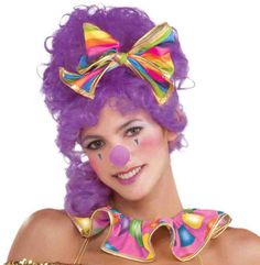 What a cutie clown! Our Pink Clown Nose puts a sweet twist on a costume classic. Our pretty Pink Clown Nose is easy to attach, easy to remove, and lots of fun! Wholesale Halloween Costumes, Up Halloween Costumes, Halloween Costume Accessories, Costume Clown, Halloween Makeup, Pretty Woman Costume, Marvel Women Costumes, Clown Nose, Plus Size Costume