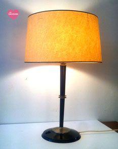 lampe de bureau charlotte perriand m tal 1960 passion. Black Bedroom Furniture Sets. Home Design Ideas