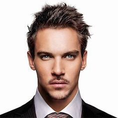 Jonathan Rhys Meyers- loved him as King Henry VIII and I have a feeling I'm going to love him as Dracula.. ;)