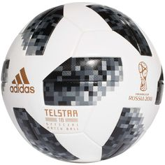 adidas 2018 FIFA World Cup Official Match Ball – White/Black