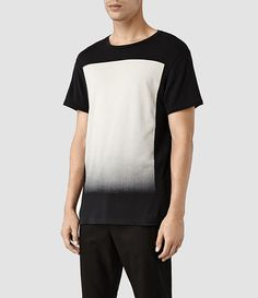 ALLSAINTS: Men's T-Shirts & Vests -Graphic T-Shirts & Polos
