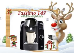 Tassimo Contest – Win a Tassimo Brewer! - Best Daily Deal Site, Top Deal Site, Best Online Deal Site, Top Deals Website, Best Site for Deals Daily Deals Sites, Deal Sites, Holiday Gift Guide, Keurig, Beverages, Continue Reading, Coffee, Festive, Spirit
