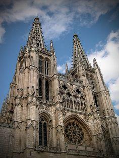 Catedral de Burgos. Burgos (España).
