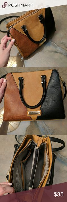 928555032d7 FLASH SALE Steve Madden handbag Used only a handful of times