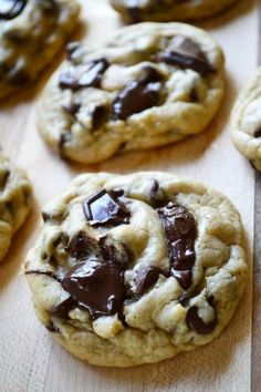 """Chocolate chip cookie recipe to try that's billed as the """"softest, chewiest, fluffiest, yummiest."""""""