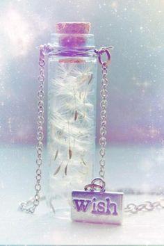 ˚Make a Wish Sous Le Vent, Dandelion Wish, Dandelion Art, Dandelion Seeds, Make A Wish, How To Make, Lavander, Message In A Bottle, Pretty Pastel