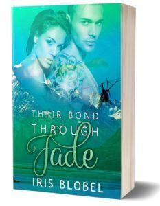 "#NewRelease ""Their Bond Through Jade"" by Iris Blobel #Romance #MFRWAuthor #oneclick #NewZealand"